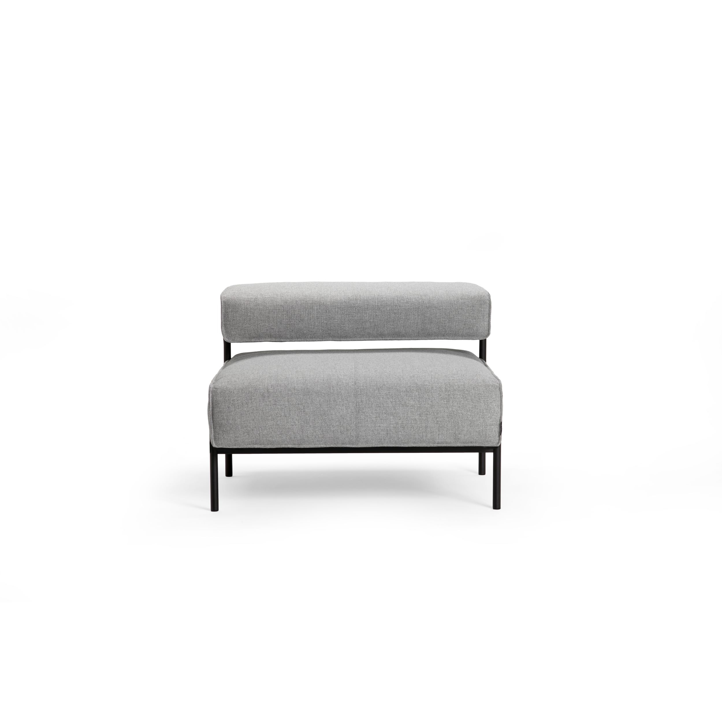 Lucy, B10 | Offecct For Lucy Grey Sofa Chairs (Image 13 of 20)