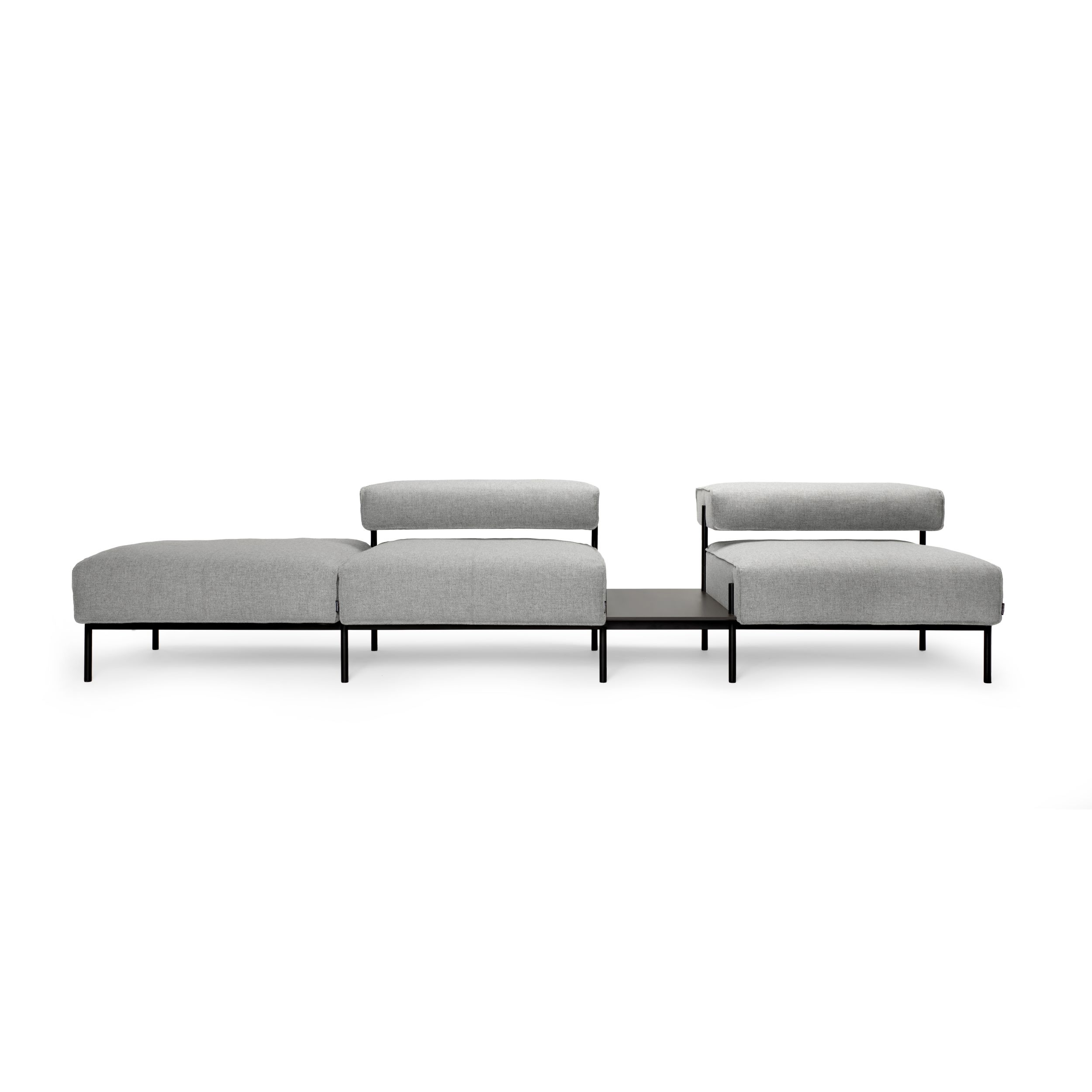 Lucy, H37/h73 | Offecct Intended For Lucy Dark Grey Sofa Chairs (View 12 of 20)
