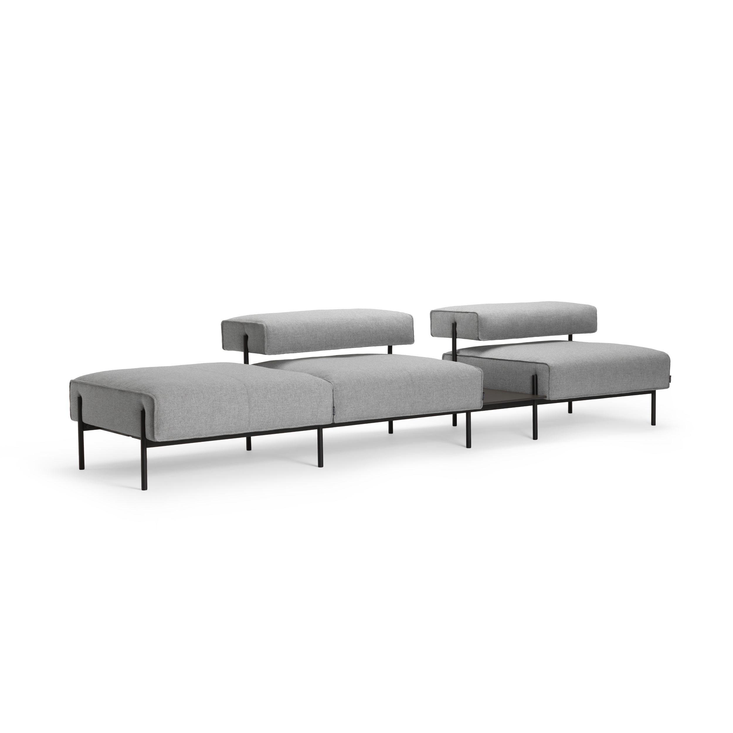 Lucy, H37/h73 | Offecct Pertaining To Lucy Dark Grey Sofa Chairs (View 9 of 20)