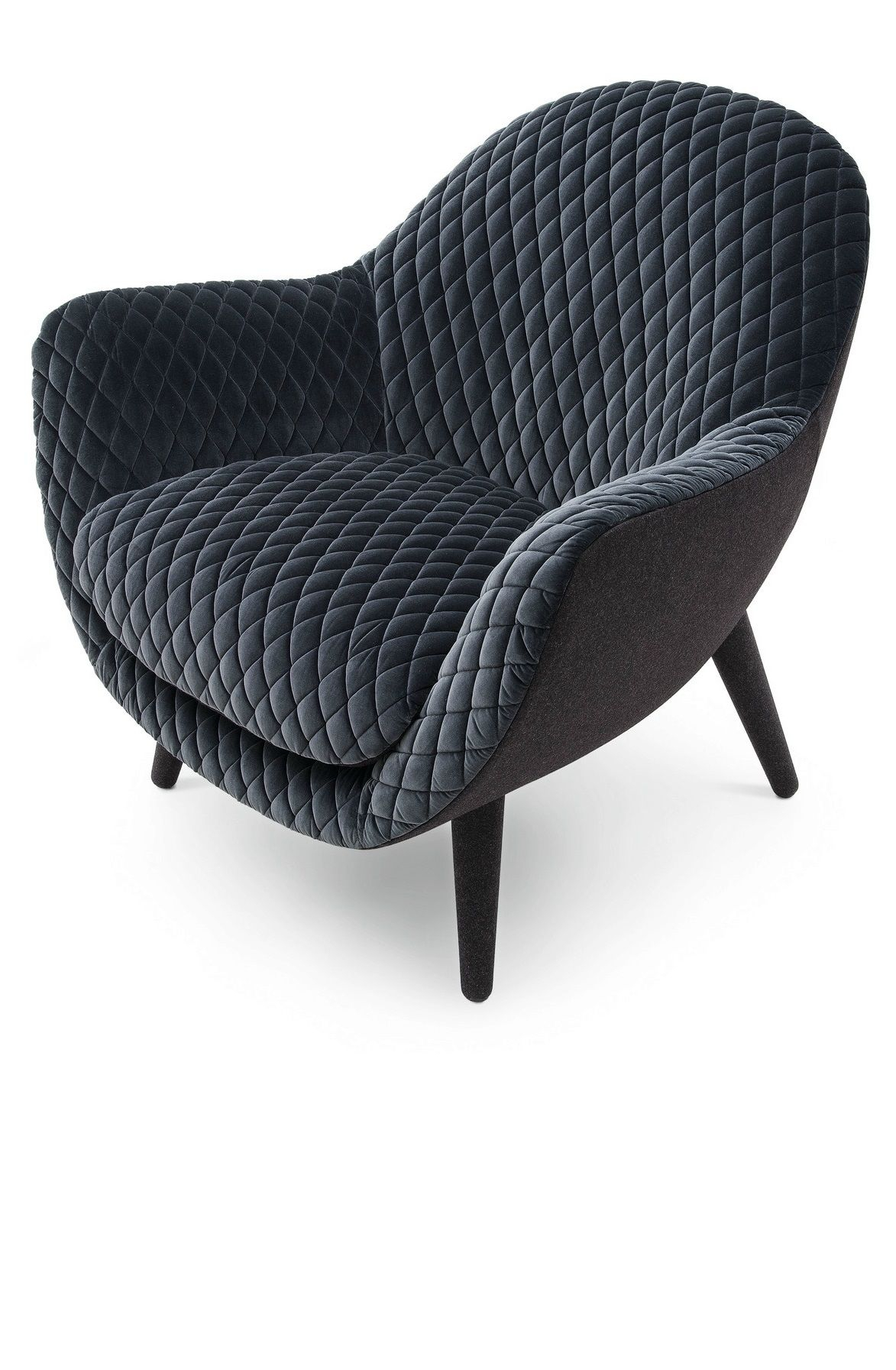 Mad Queen Chairmarcel Wanders For Poliform In Matelasse Gibson Within Gibson Swivel Cuddler Chairs (View 15 of 20)