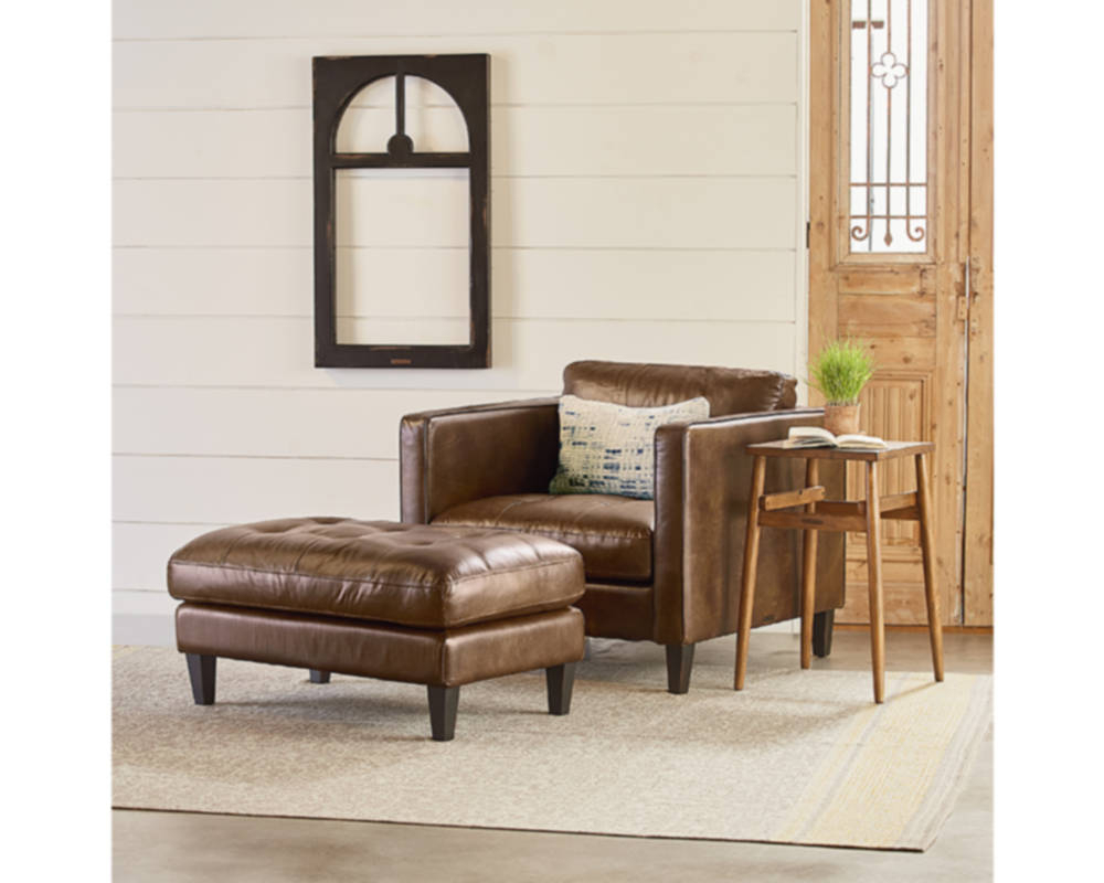 Magnolia Home 55520162 Coffee Dapper Chair At Sutherlands In Magnolia Home Dapper Fog Sofa Chairs (View 18 of 20)
