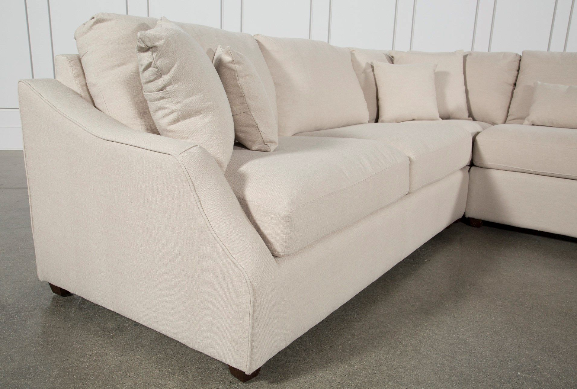 Magnolia Home Homestead 3 Piece Sectionaljoanna Gaines | Joanna Intended For Magnolia Home Homestead Sofa Chairs By Joanna Gaines (Image 8 of 20)