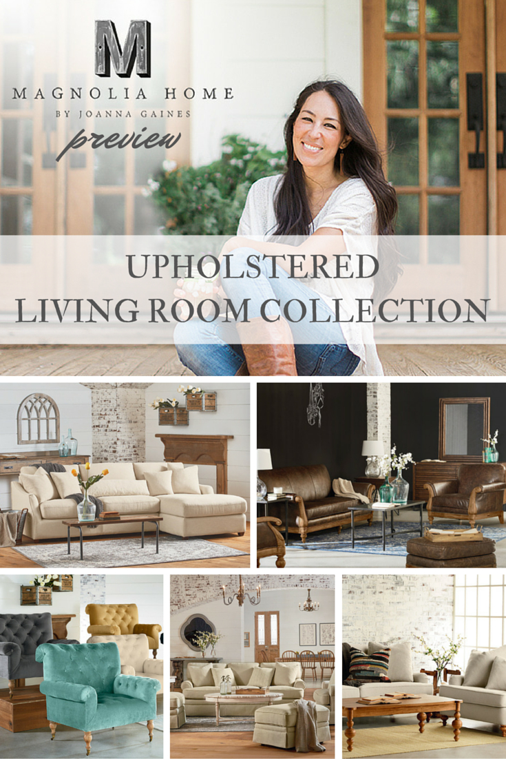 Magnolia Home Preview: Upholstered Living Room Collection | Design Regarding Magnolia Home Homestead Sofa Chairs By Joanna Gaines (Image 13 of 20)