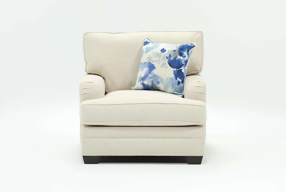 Marissa Chair | Living Spaces Intended For Marissa Sofa Chairs (Photo 10 of 20)
