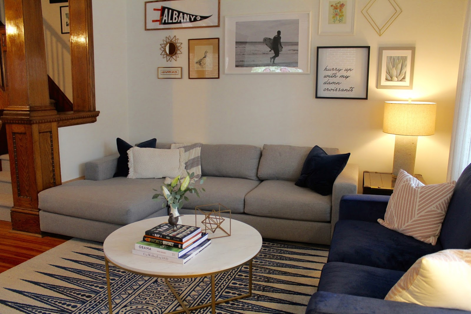 Marissa Says | A Lifestyle Blog: Living Room Refresh For Marissa Sofa Chairs (Image 13 of 20)