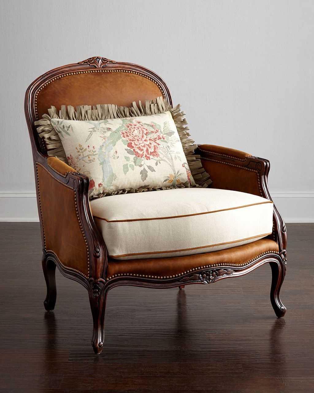 Massoud Cosette Chair $2750 Free Shipping Or Pick Up – Compare Throughout Cosette Leather Sofa Chairs (View 14 of 20)
