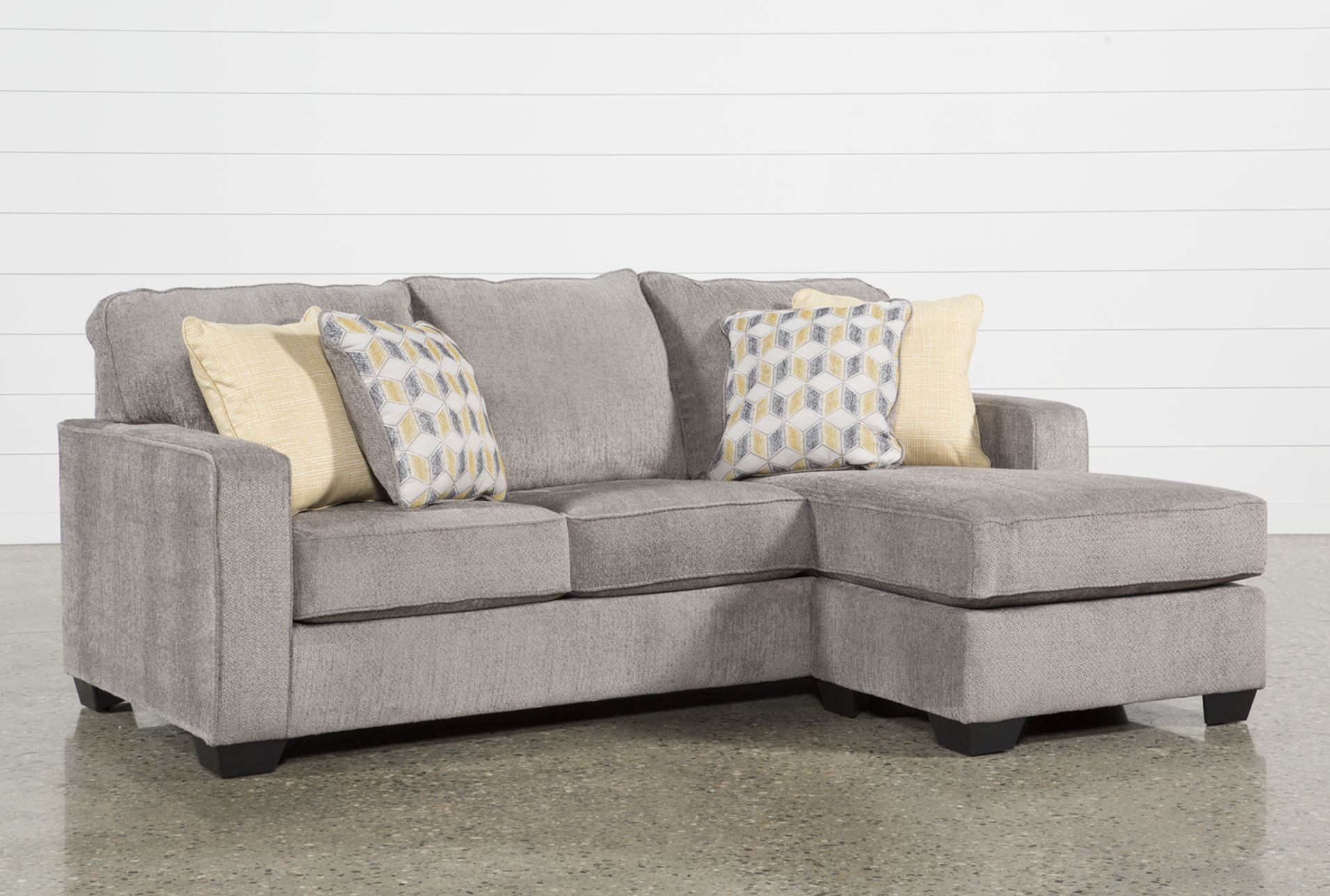 Mcculla Sofa With Reversible Chaise | Basements, Living Rooms And Room With Mcdade Graphite Sofa Chairs (Image 11 of 20)