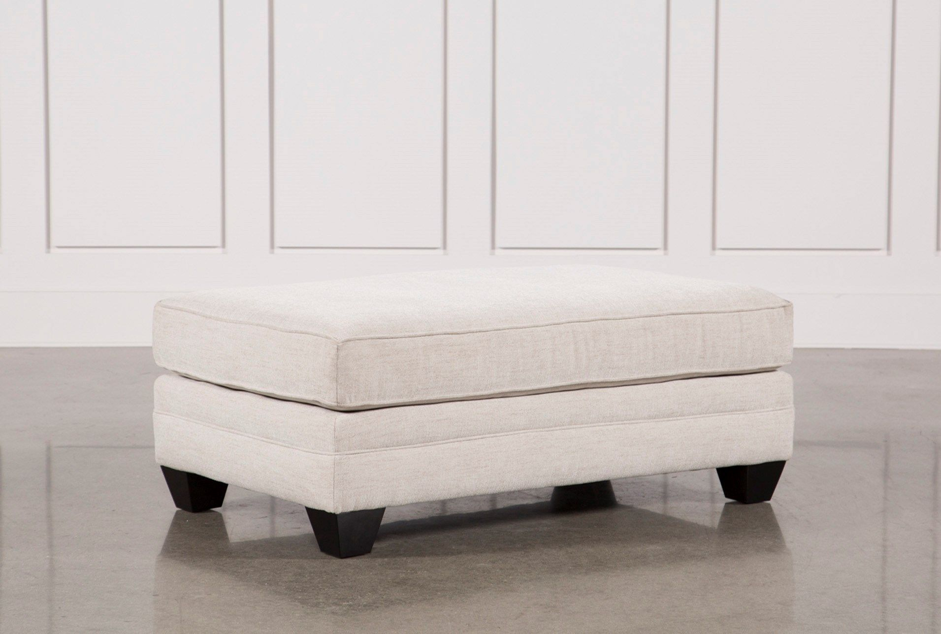 Mesa Foam Ottoman In 2018 | Home Decor Ideas | Pinterest | Ottoman Inside Sheldon Oversized Sofa Chairs (Image 7 of 20)