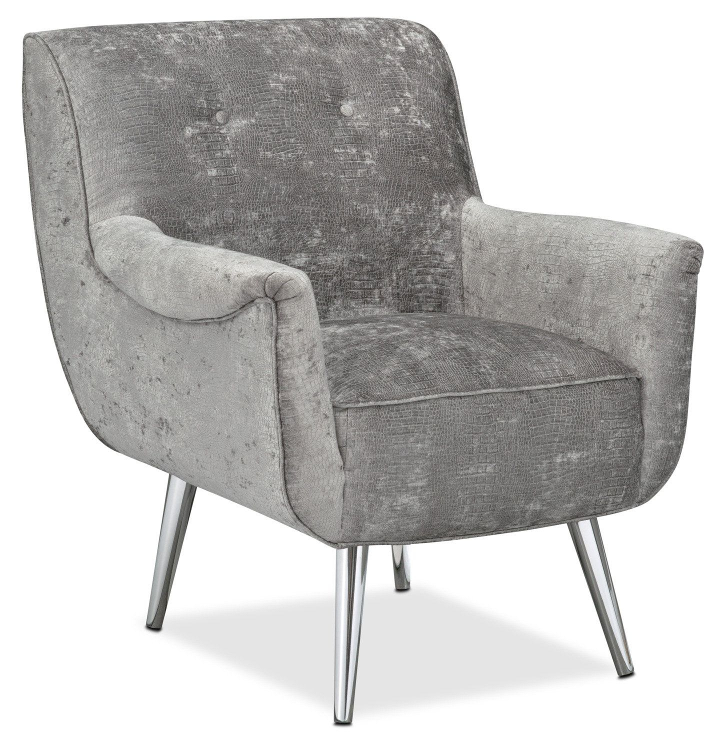 Featured Image of Loft Smokey Swivel Accent Chairs