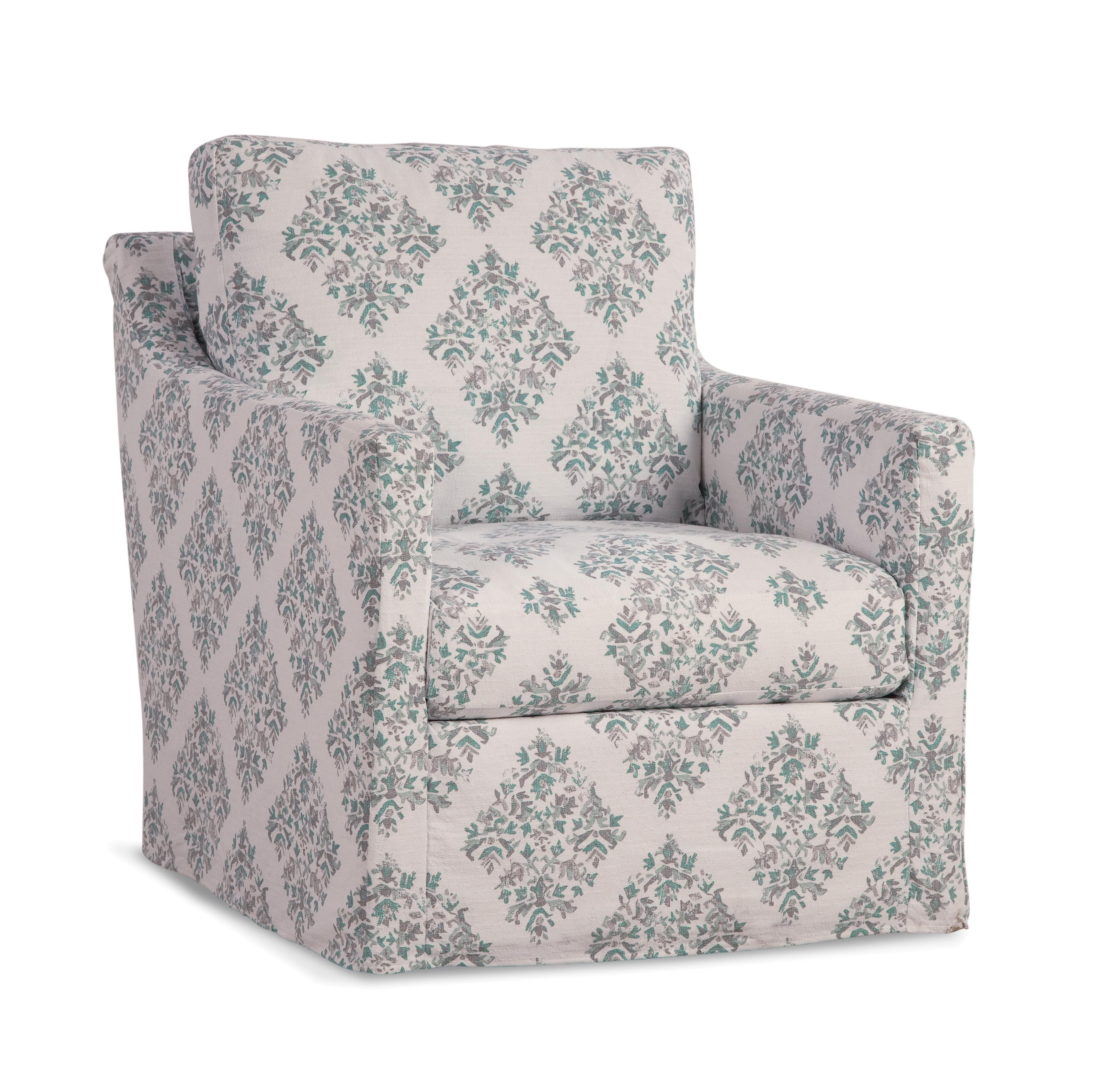 Miles Xl Accent Chair | American Country Pertaining To Loft Smokey Swivel Accent Chairs (Image 16 of 20)