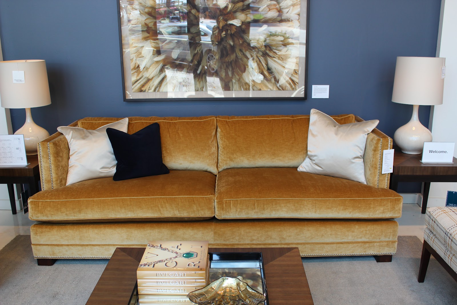 Mitchell Gold – Design Indulgence With Regard To Mitchell Arm Sofa Chairs (Image 15 of 20)