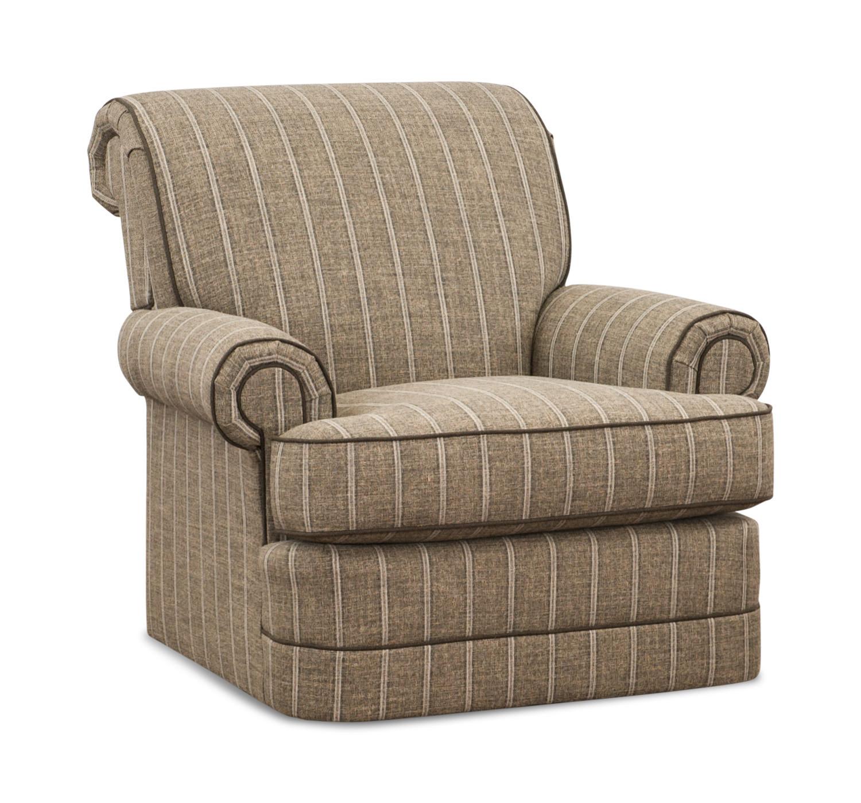 Monica Swivel Chairhickory Manor | Gabberts Pertaining To Manor Grey Swivel Chairs (Image 16 of 20)