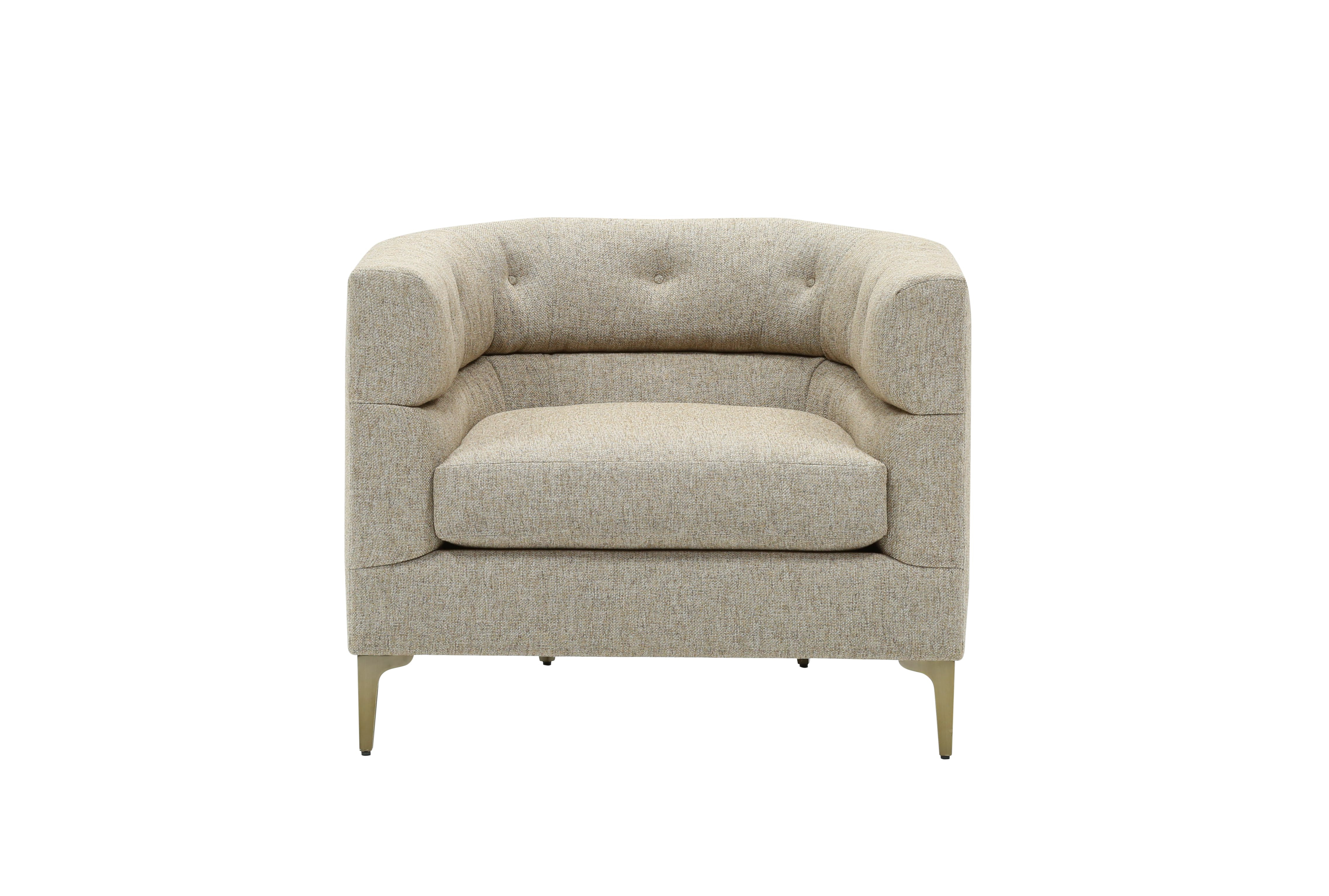 Nate Berkus Just Launched A Home Collection With Hubby Jeremiah Inside Liv Arm Sofa Chairs By Nate Berkus And Jeremiah Brent (View 3 of 20)