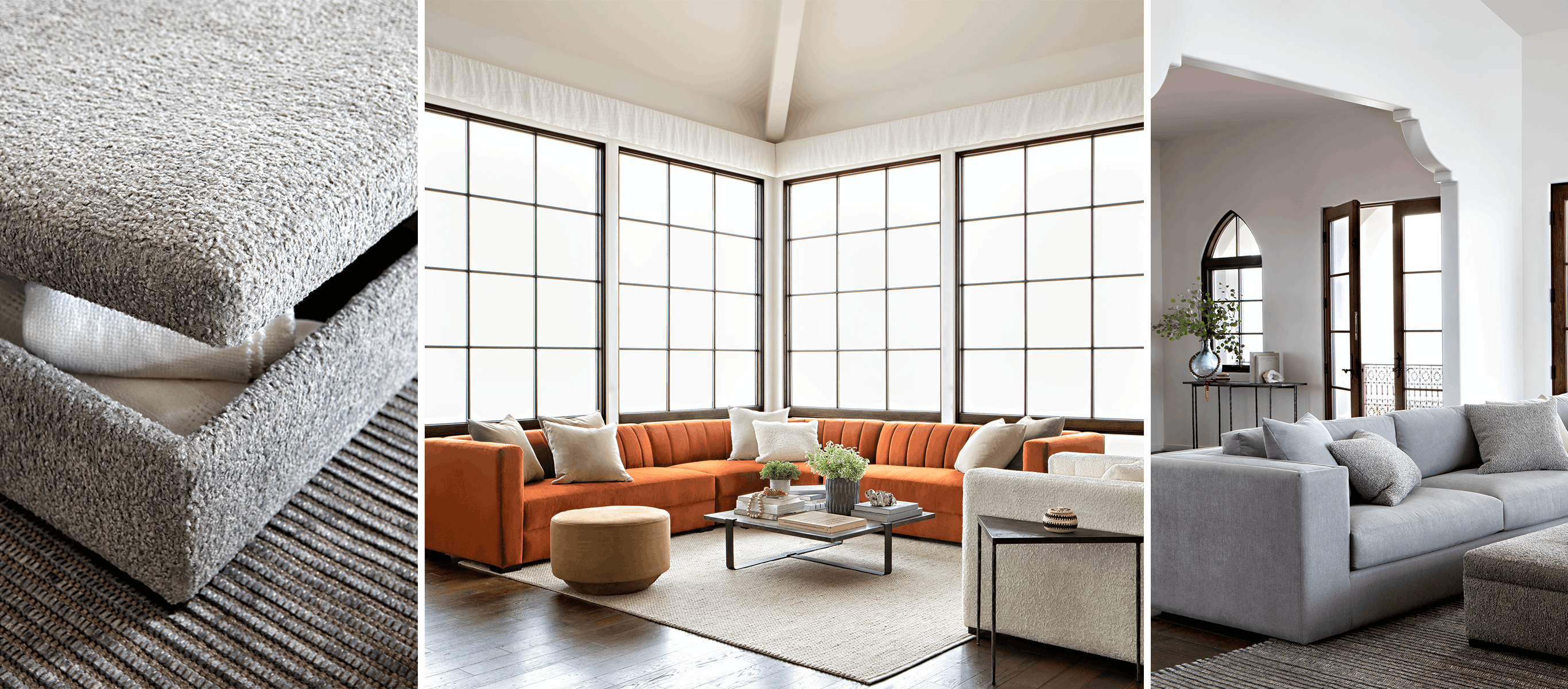 Nate Berkus Just Launched A Home Collection With Hubby Jeremiah Within Gwen Sofa Chairs By Nate Berkus And Jeremiah Brent (Image 10 of 20)