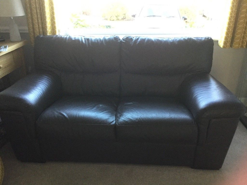 Next Leather Sofa | In Rushmere St Andrew, Suffolk | Gumtree Within Andrew Leather Sofa Chairs (Photo 19 of 20)