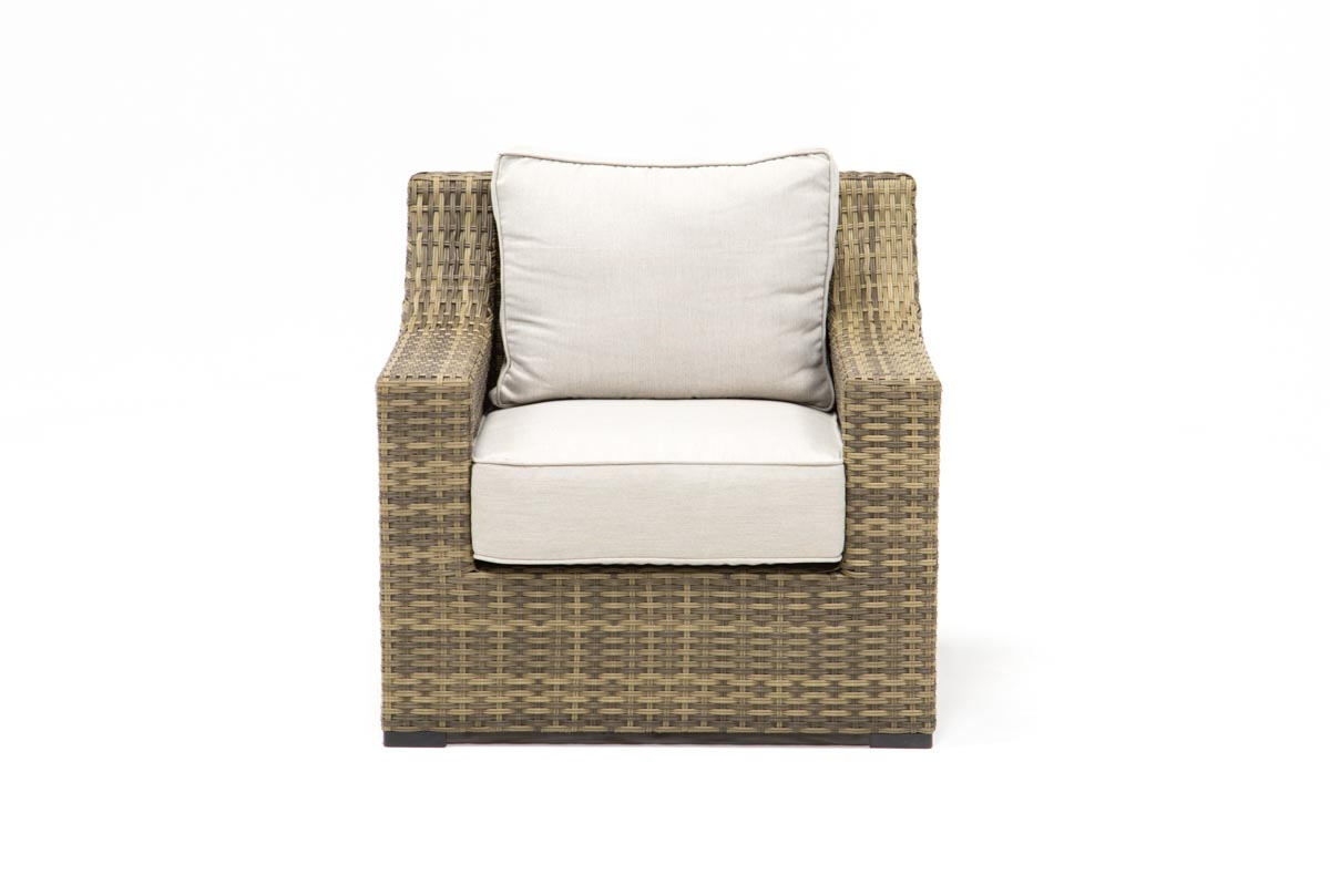 Outdoor Aventura Lounge Chair | Living Spaces Intended For Outdoor Koro Swivel Chairs (View 12 of 20)