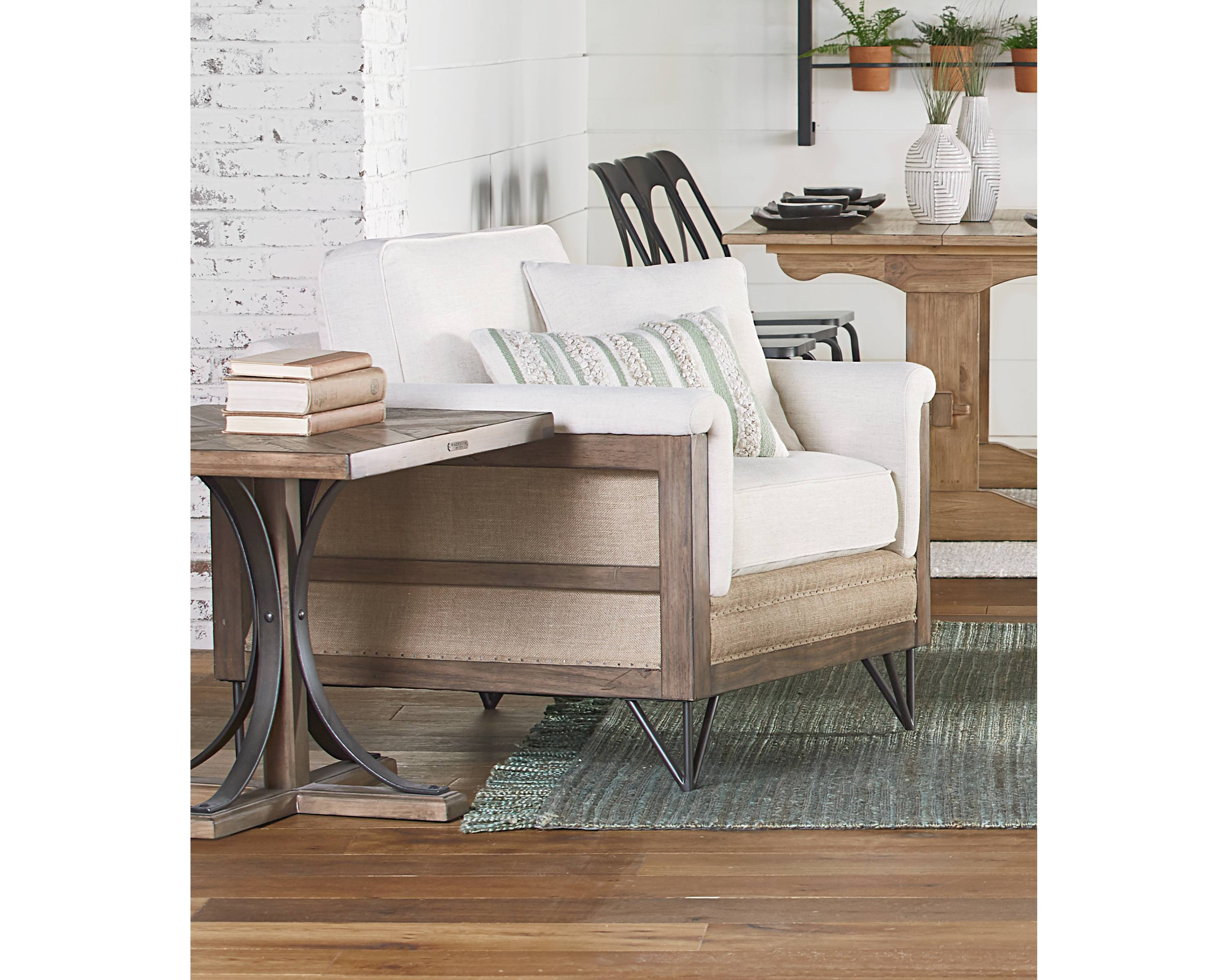 Paradigm Chair – Magnolia Home For Magnolia Home Paradigm Sofa Chairs By Joanna Gaines (View 8 of 20)