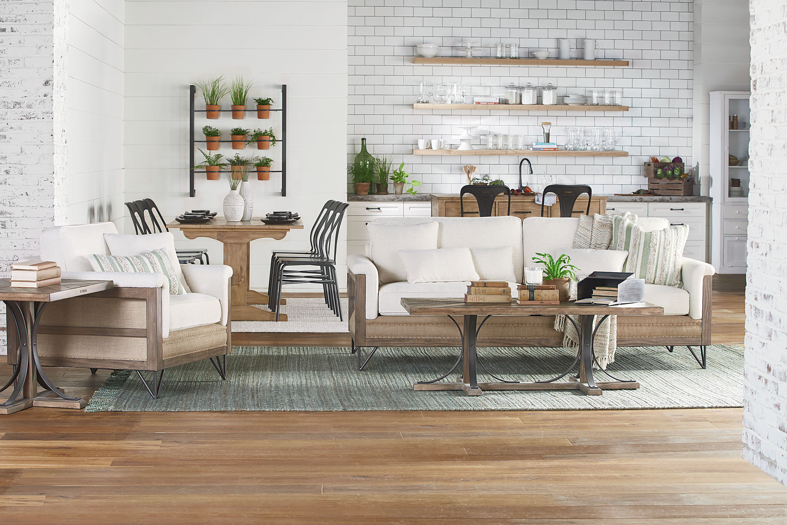 Paradigm Sofa – Magnolia Home Regarding Magnolia Home Paradigm Sofa Chairs By Joanna Gaines (View 2 of 20)