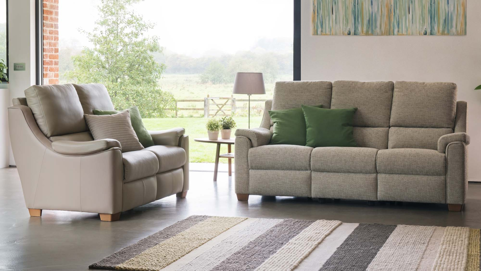 Parker Knoll Albany – Fabric Ranges – Sofas & Chairs | Tr Hayes Within Parker Sofa Chairs (Photo 18 of 20)