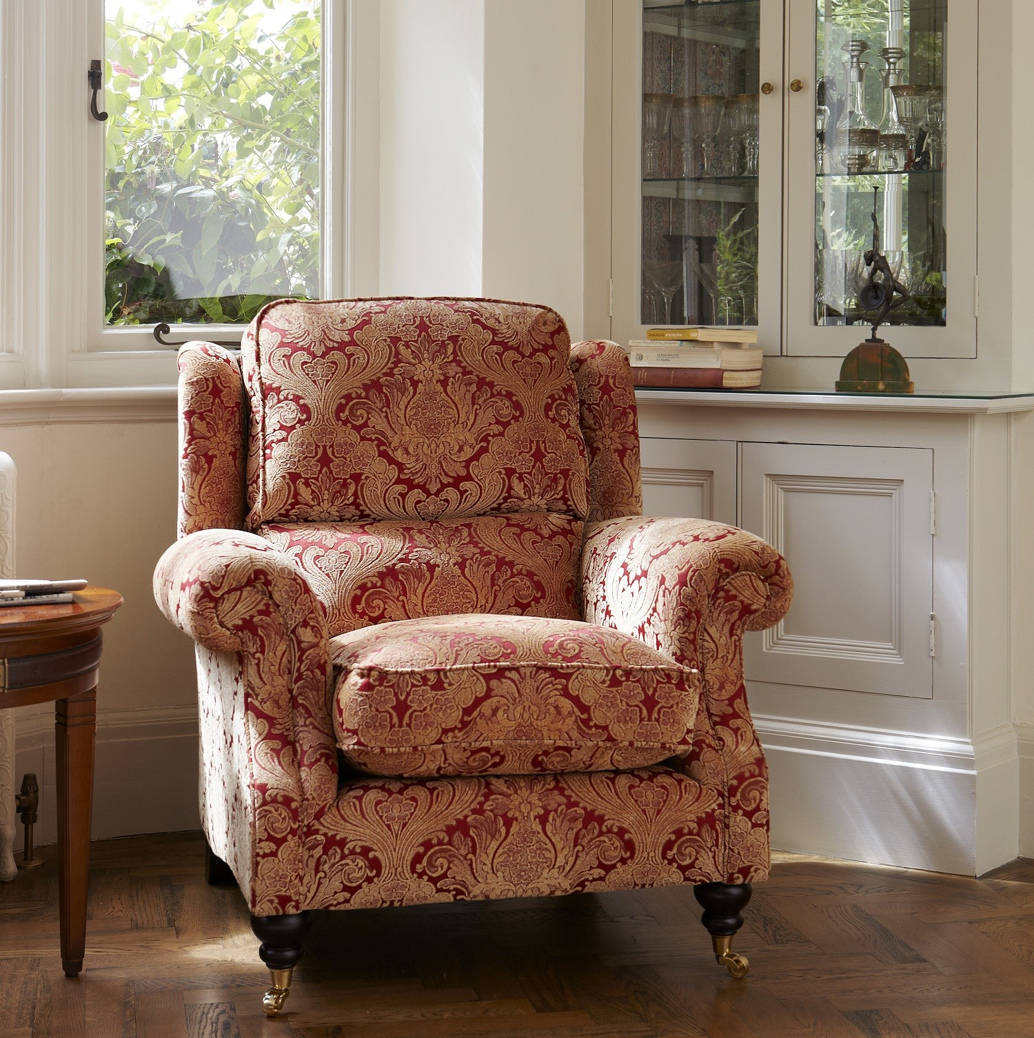 Parker Knoll Oakham Armchair – Chairs – Hunters Of Derby In Parker Sofa Chairs (Image 13 of 20)
