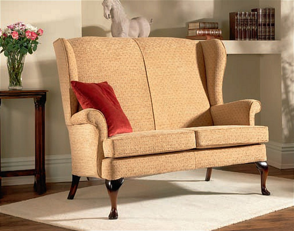 Parker Knoll Penshurst 2 Seater Sofa Inside Parker Sofa Chairs (Image 15 of 20)