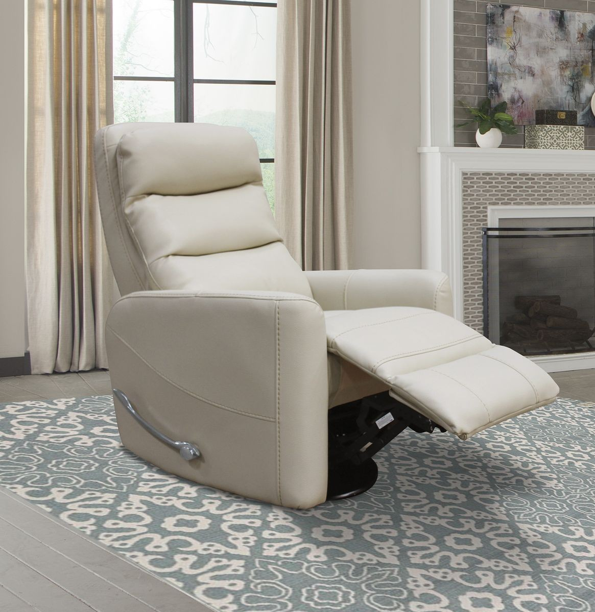 Parker Living Hercules Glider Swivel Recliner With Articulating Intended For Hercules Grey Swivel Glider Recliners (Image 16 of 20)