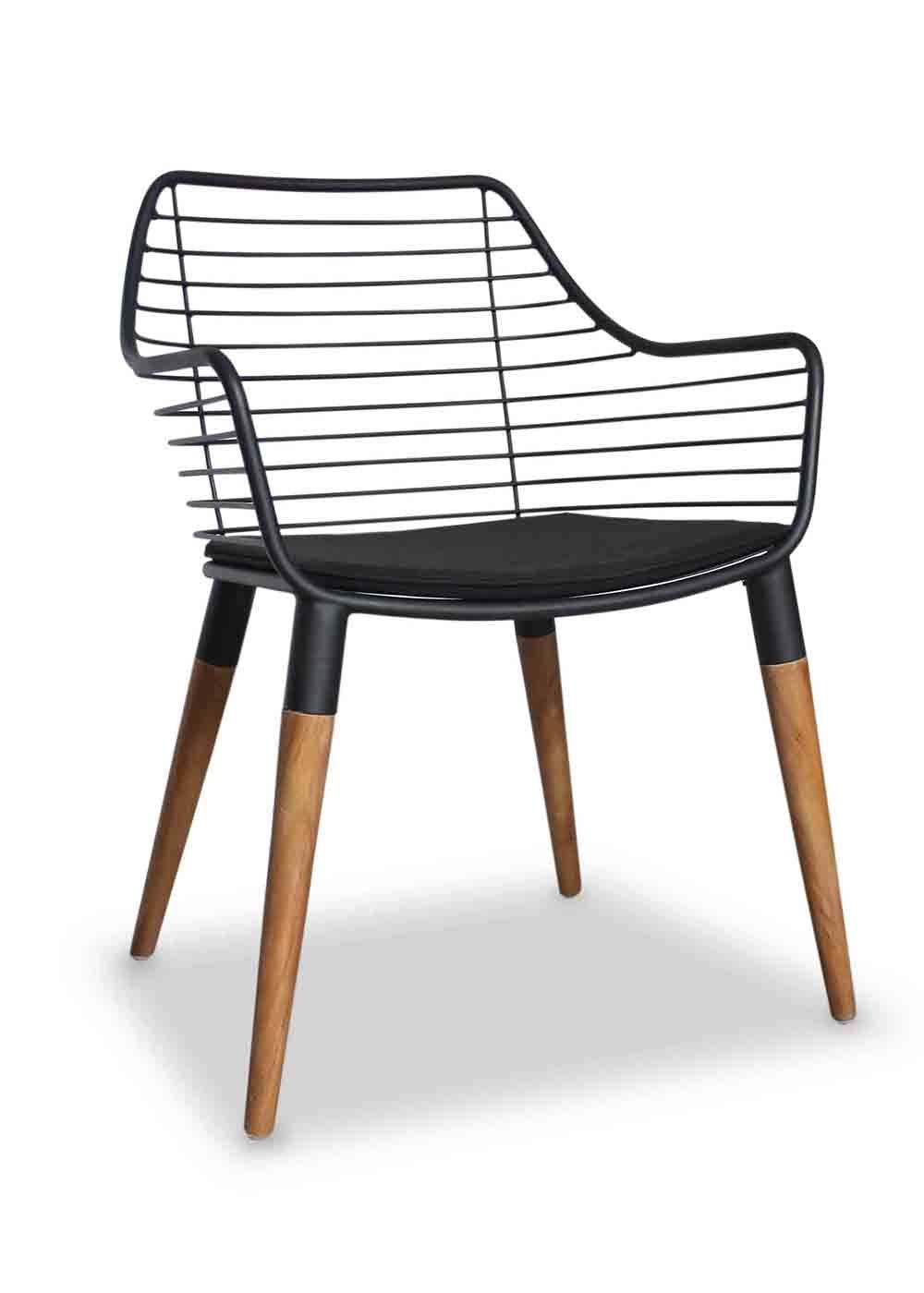 Picture Of The Emerson Arm Chair (Image 12 of 20)