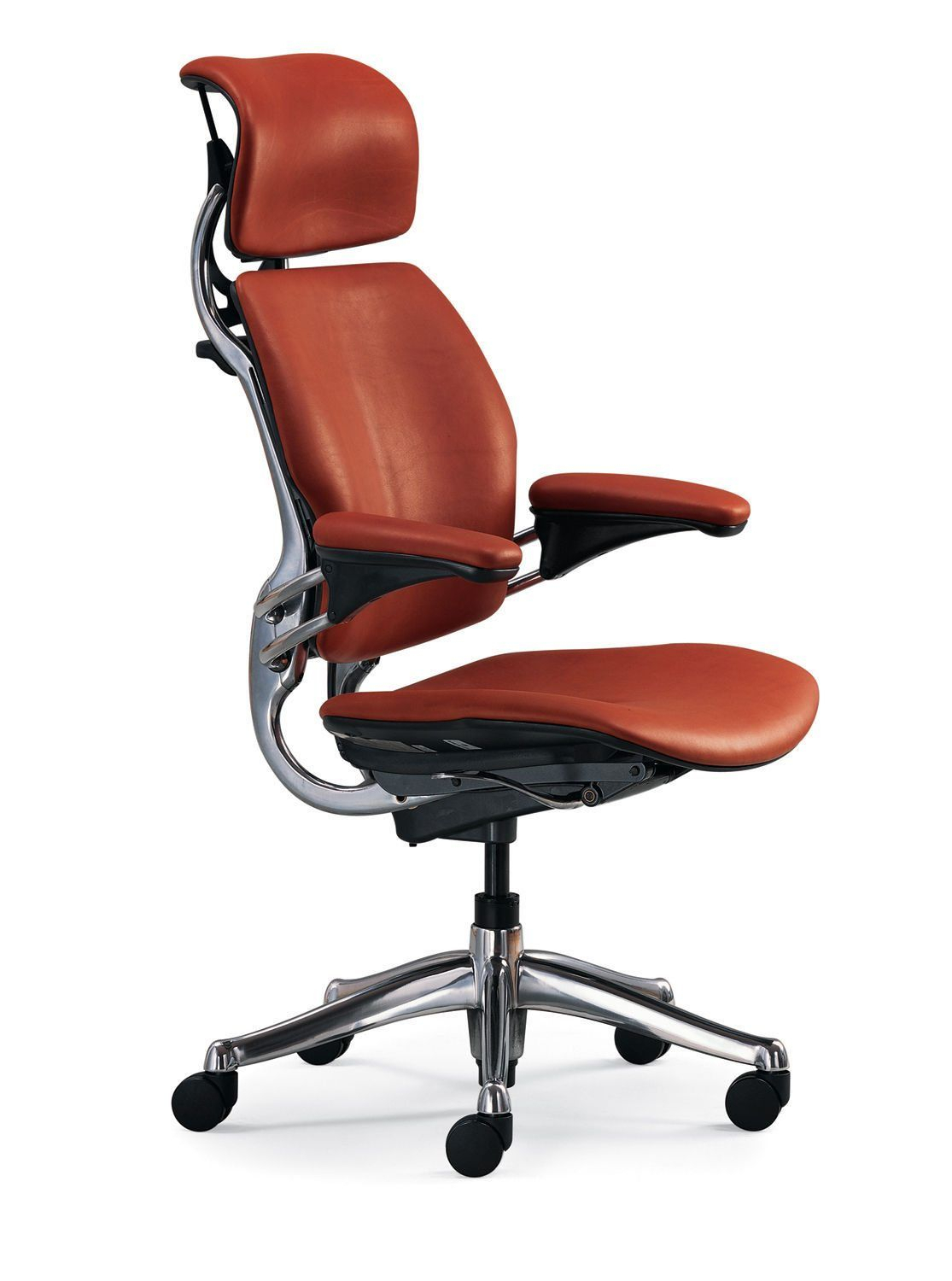 Pingood Furniture On Office Chair | Chair, Ergonomic Office Within Chill Swivel Chairs With Metal Base (Photo 7 of 20)