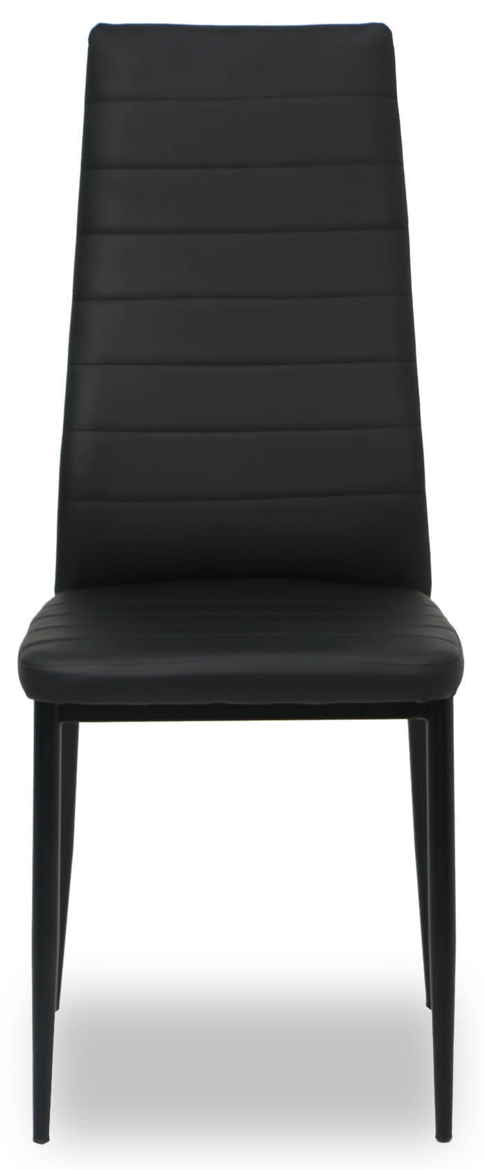Quinn Dining Chair Black | Furniture & Home Décor | Fortytwo Pertaining To Quinn Teak Sofa Chairs (Photo 4 of 20)