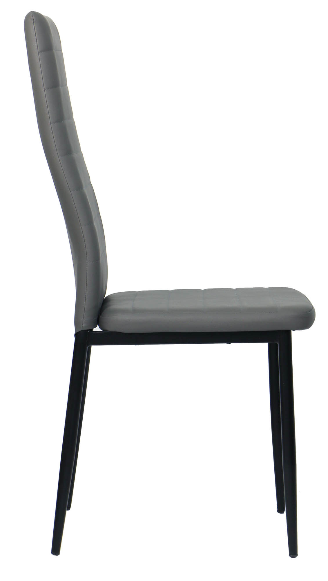 Quinn Dining Chair Grey | Furniture & Home Décor | Fortytwo Throughout Quinn Teak Sofa Chairs (Photo 5 of 20)