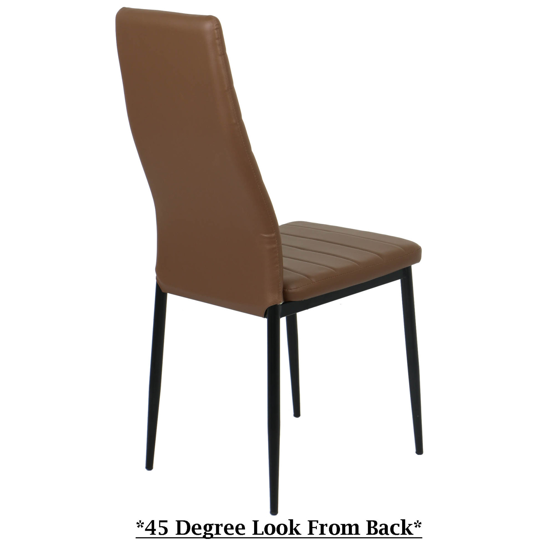 Quinn Dining Chair Light Brown – Dining Chairs – Dining Room Pertaining To Quinn Teak Sofa Chairs (Photo 7 of 20)