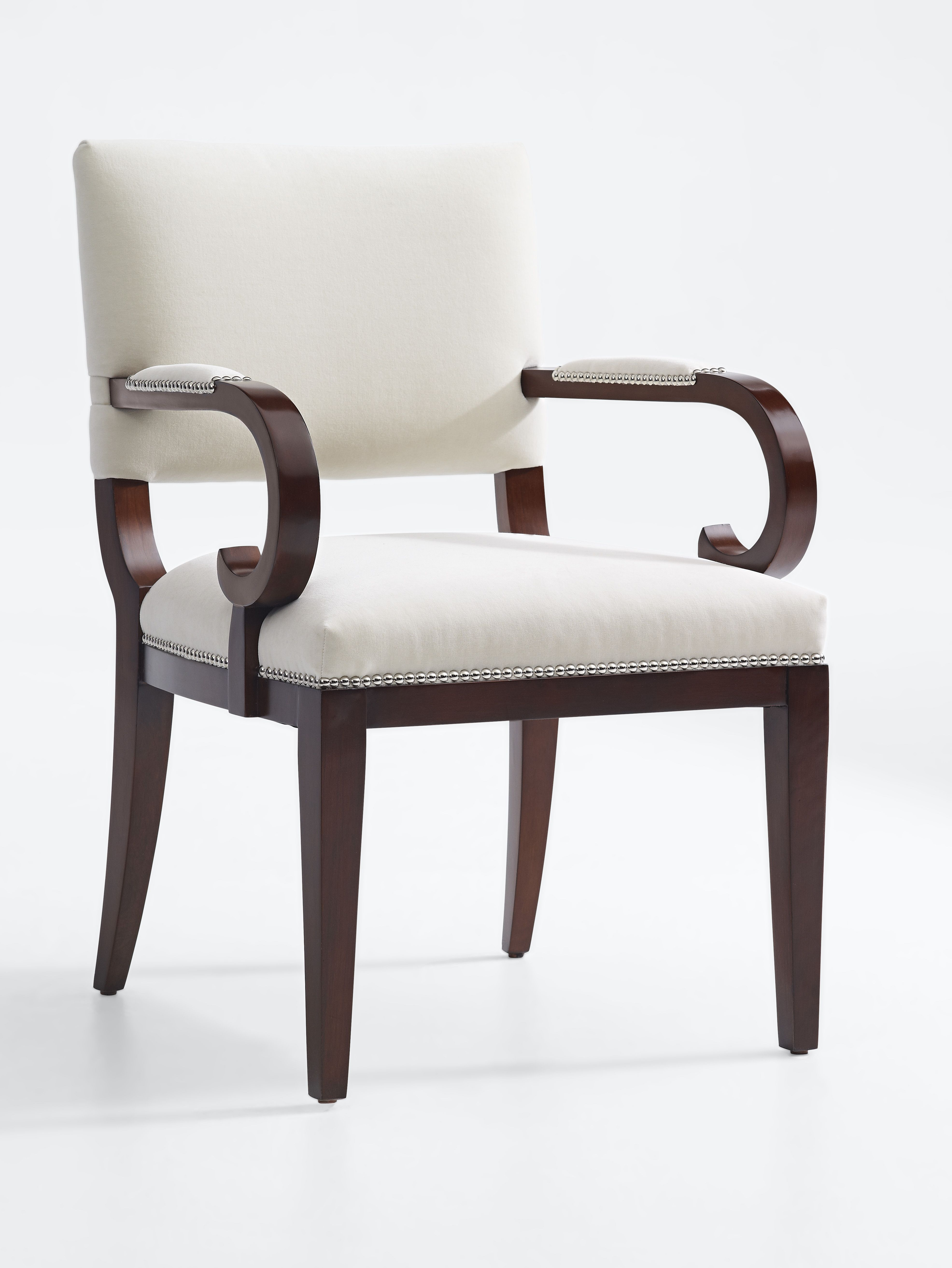 Ralph Lauren Home's Mayfair Dining Arm Chair | 【單椅】 | Pinterest Pertaining To Tate Arm Sofa Chairs (Image 12 of 20)