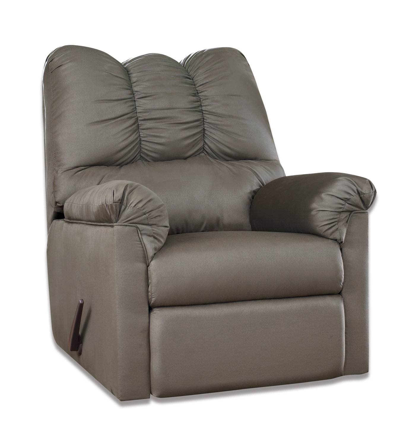 Recliners – Leather, Rocker & Swivel – Hom Furniture Within Swivel Tobacco Leather Chairs (Image 14 of 20)
