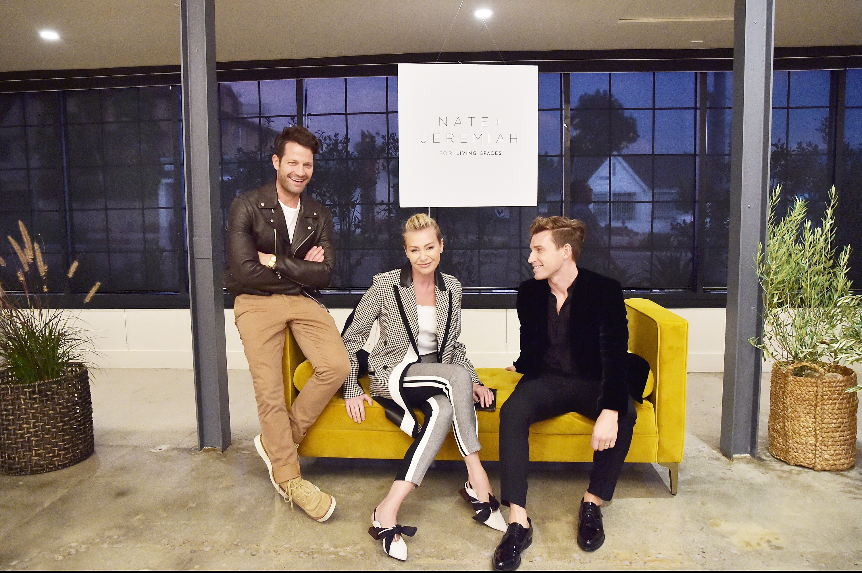 Rue On The Town: Celebrating Nate Berkus And Jeremiah Brent For For Matteo Arm Sofa Chairs By Nate Berkus And Jeremiah Brent (Image 15 of 20)