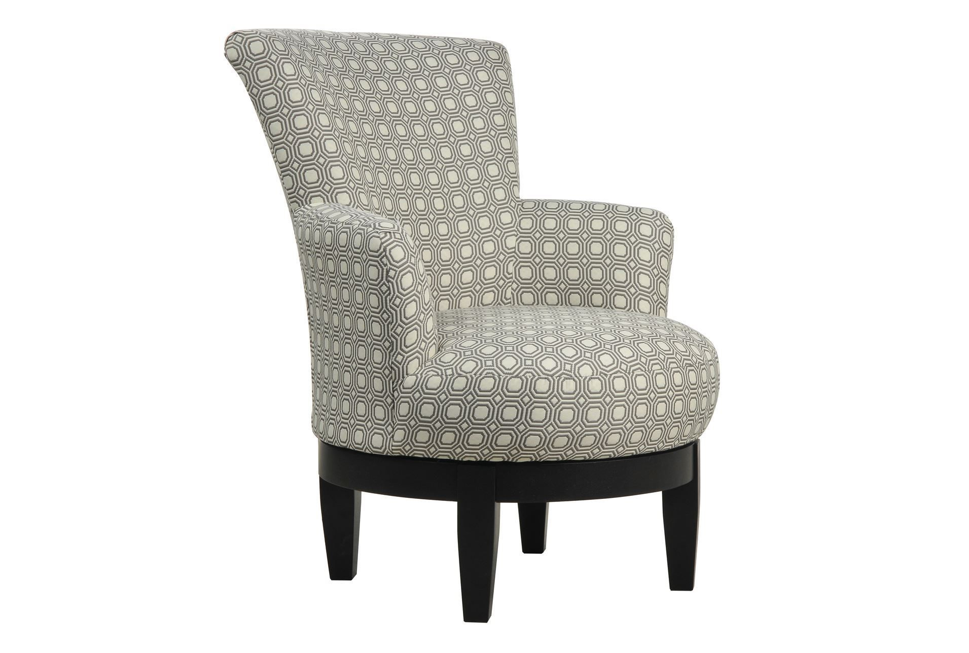 Featured Image of Sadie Ii Swivel Accent Chairs
