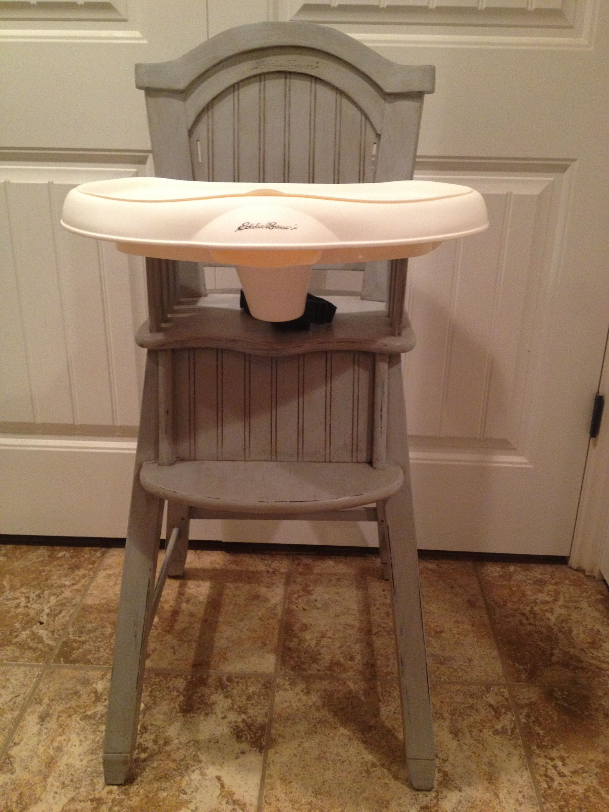Shabby Chic Eddie Bauer High Chair (Image 19 of 20)