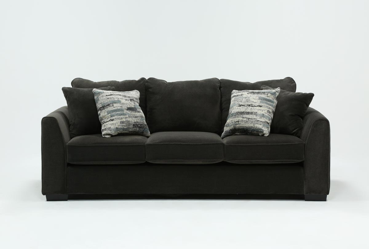 Sheldon Sofa | Living Spaces Inside Sheldon Oversized Sofa Chairs (Photo 2 of 20)