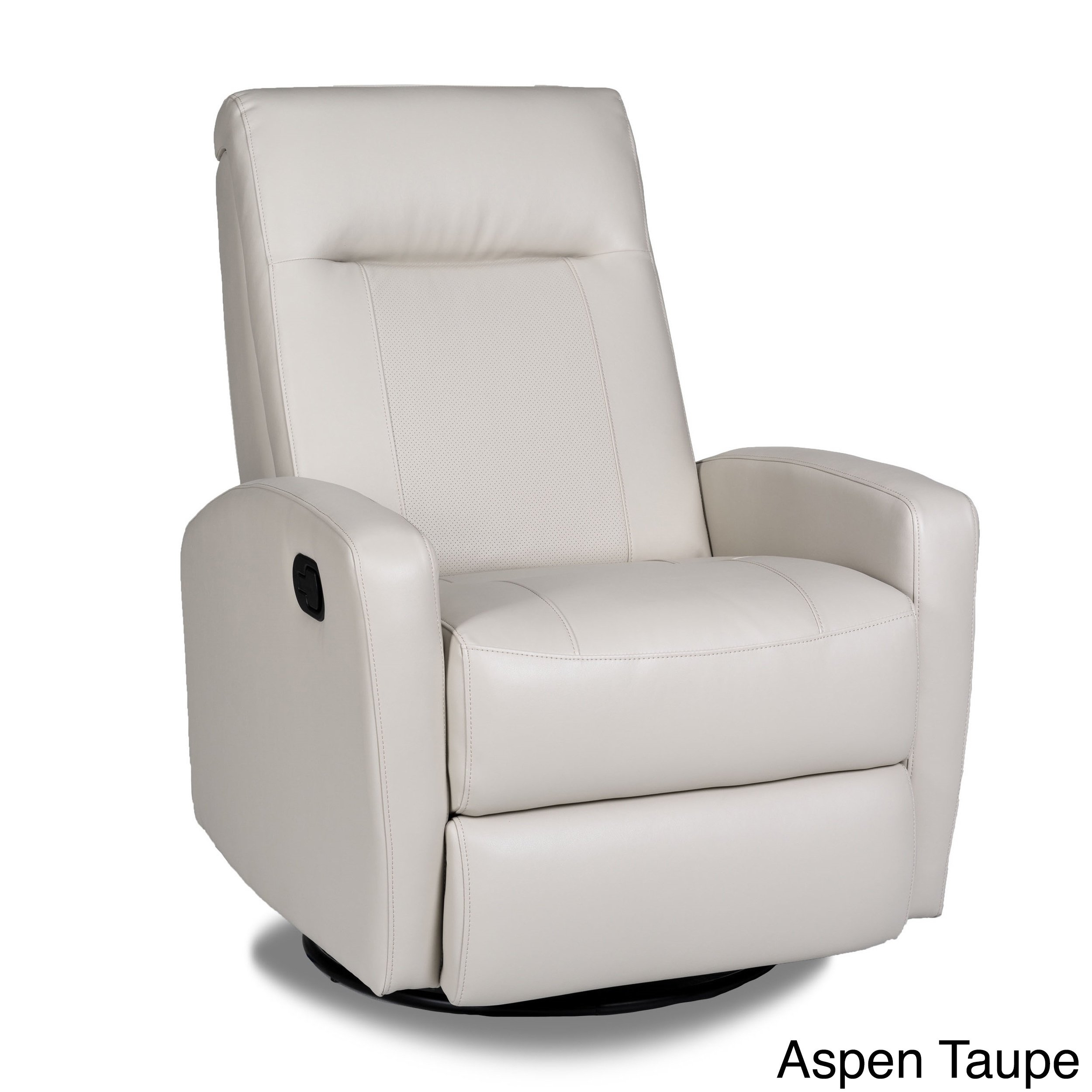 Shop Stefan Swivel Glider Recliner – Free Shipping Today – Overstock Intended For Aspen Swivel Chairs (Image 17 of 20)