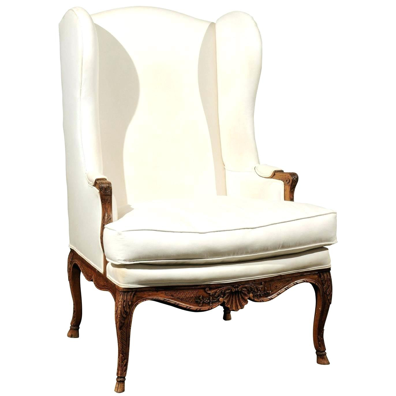 Skirted Wingback Chair Bailey Flare Arm Wing Skirted Swivel Glider With Regard To Bailey Linen Flare Arm Wing Skirted Swivel Gliders (Image 19 of 20)