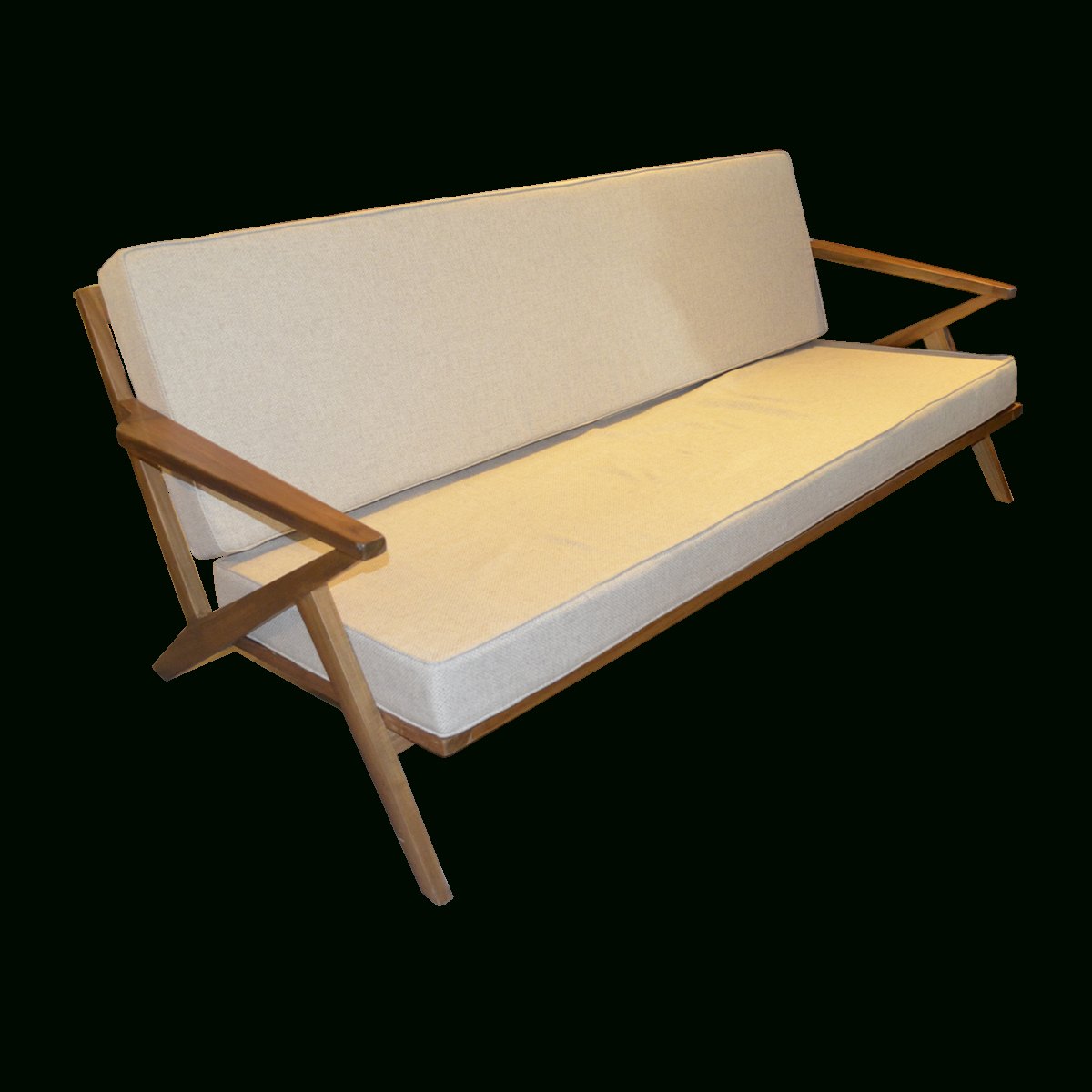 Sofa 160 – Teak Scandinavian | Furniture & Home Décor | Fortytwo Intended For Quinn Teak Sofa Chairs (View 20 of 20)