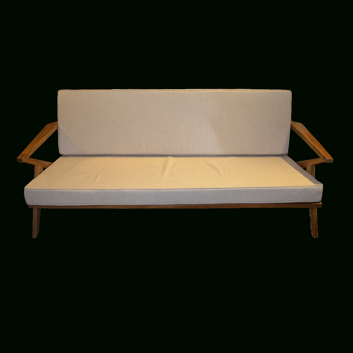 Sofa 160 – Teak Scandinavian | Furniture & Home Décor | Fortytwo Intended For Quinn Teak Sofa Chairs (View 10 of 20)