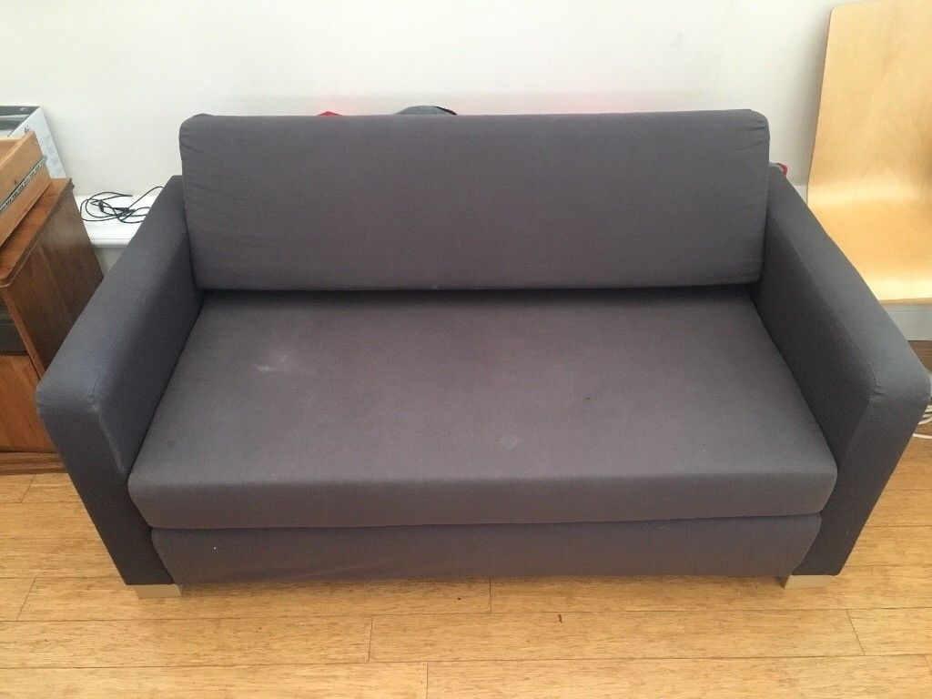 Sofa Bed – 2 Seater – £15 Ono | In Colliers Wood, London | Gumtree With Regard To Abigail Ii Sofa Chairs (View 15 of 20)