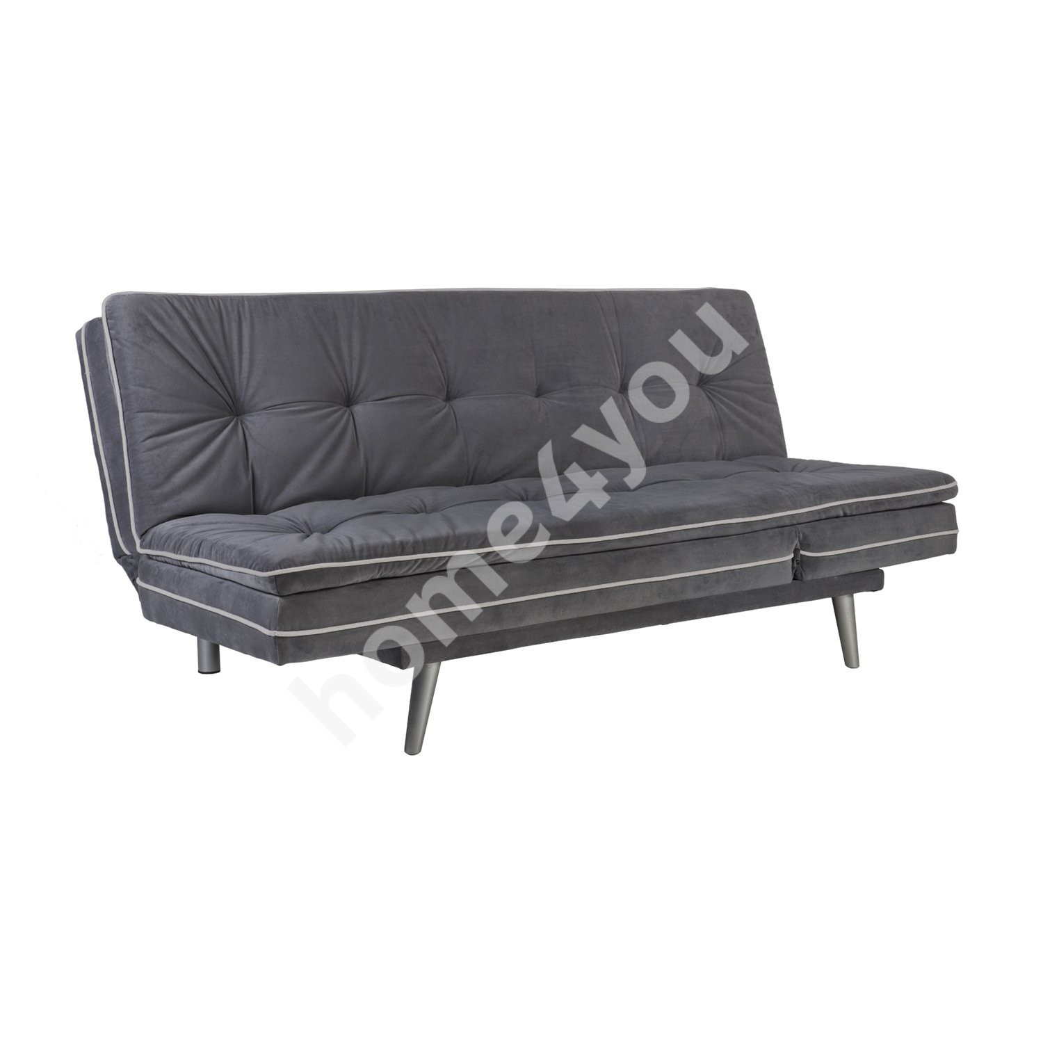 Sofa Beds – Living Room – Furniture – Home4You With Lucy Dark Grey Sofa Chairs (View 13 of 20)
