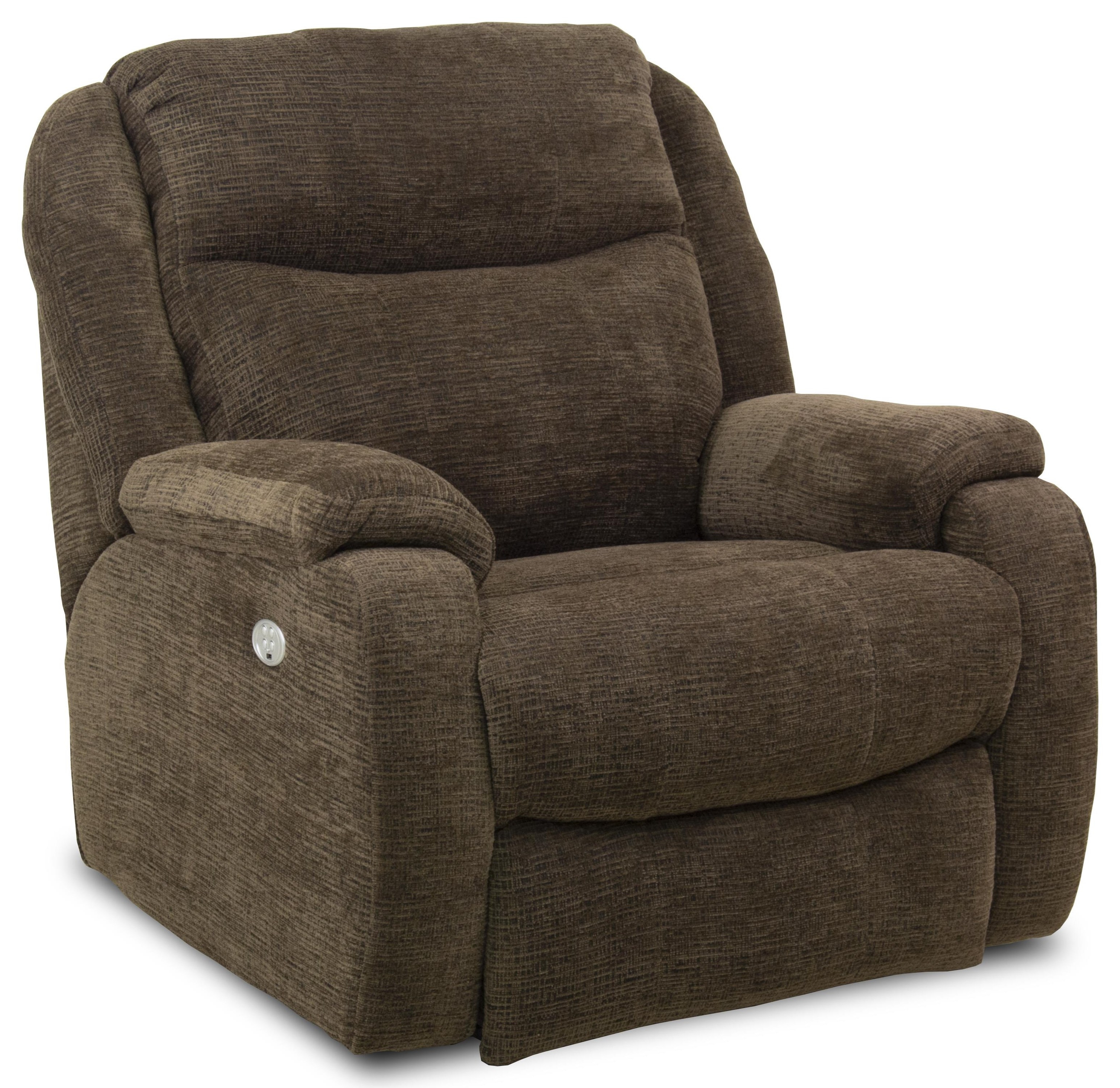 Southern Motion Recliners Hercules Big Man's Power Recliner | Ruby Pertaining To Hercules Grey Swivel Glider Recliners (Image 19 of 20)