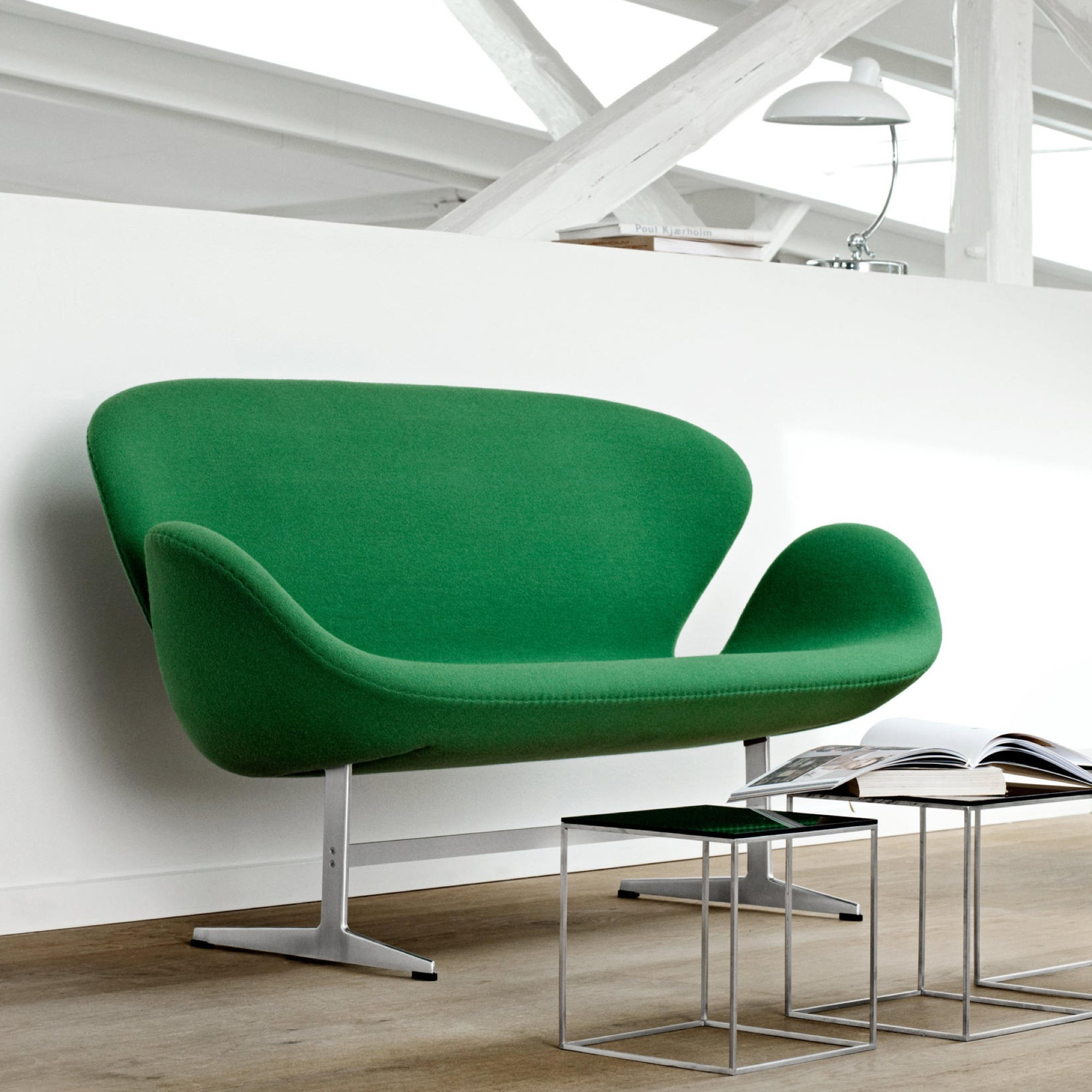 Swan Sofafritz Hansen — Haus® Inside London Optical Sofa Chairs (Image 18 of 20)