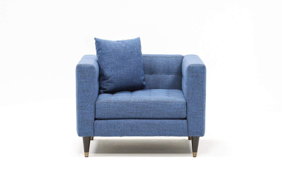 Tate Arm Chair | Living Spaces With Regard To Tate Arm Sofa Chairs (Image 14 of 20)