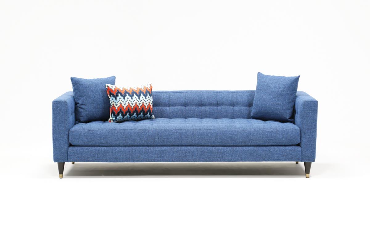Tate Estate Sofa | Living Spaces In Tate Ii Sofa Chairs (Image 17 of 20)