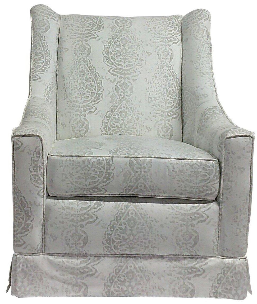 The 1St Chair Devon Swivel Rocker Glider | Wayfair Throughout Devon Ii Swivel Accent Chairs (Image 19 of 20)