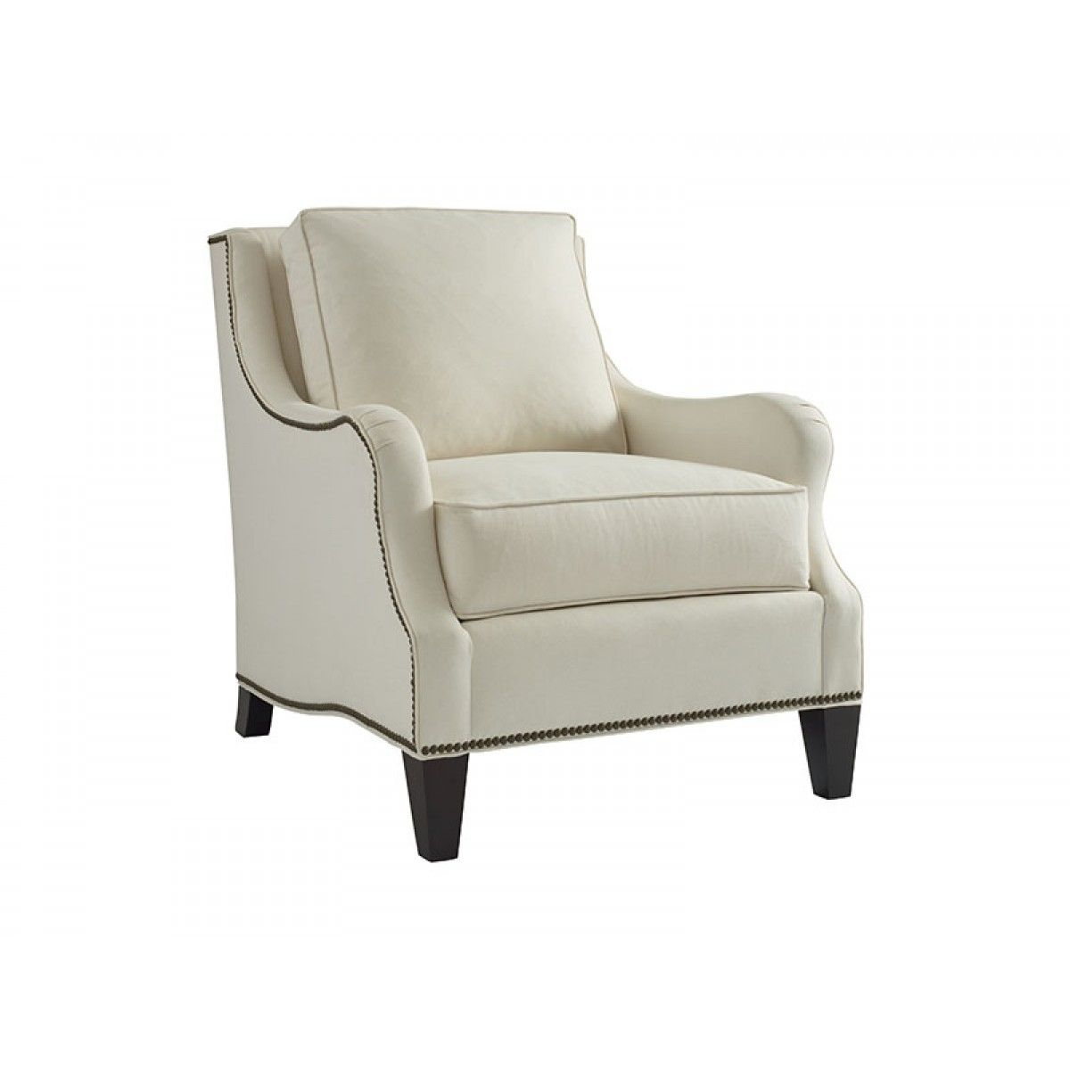 Thomasville Upholstery/leather Aiden Chair | Furniture | Pinterest Regarding Aidan Ii Swivel Accent Chairs (Photo 10 of 20)