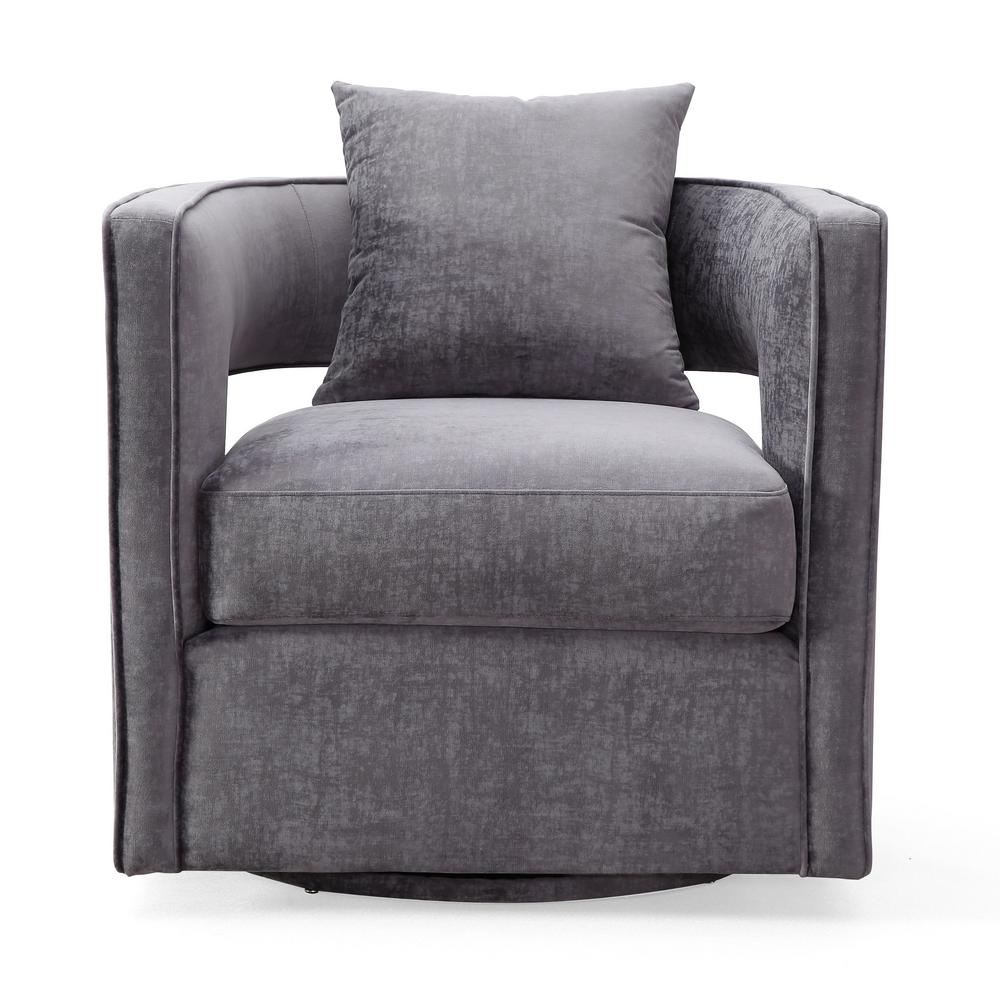 Featured Image of Grey Swivel Chairs